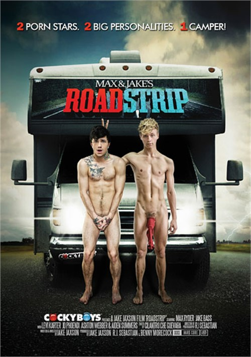 Road Strip Extended Edition Cover Front