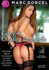 Cathy 40, Cheating Housewife Porn Video