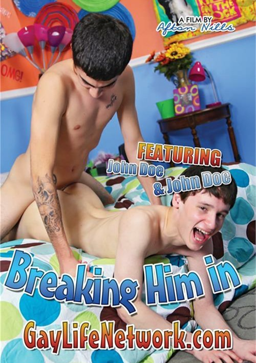 Breaking Him In  Boxcover