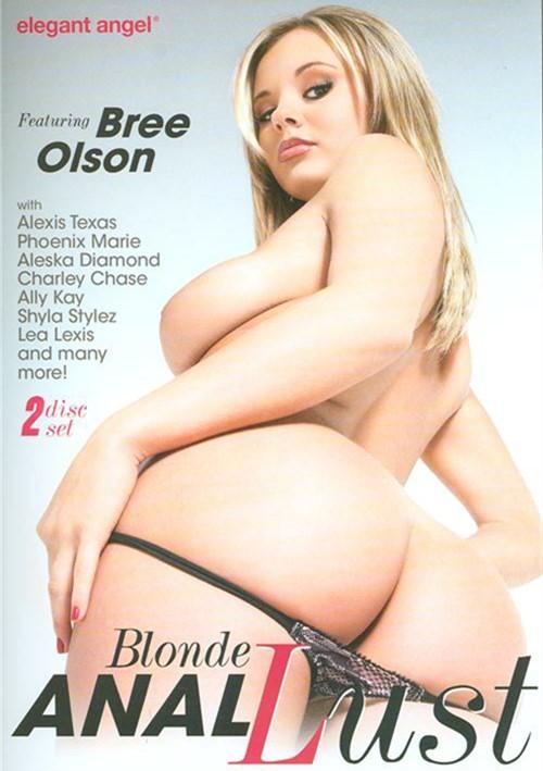 Blonde Anal Lust