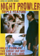 Night Prowler Triple Feature Boxcover