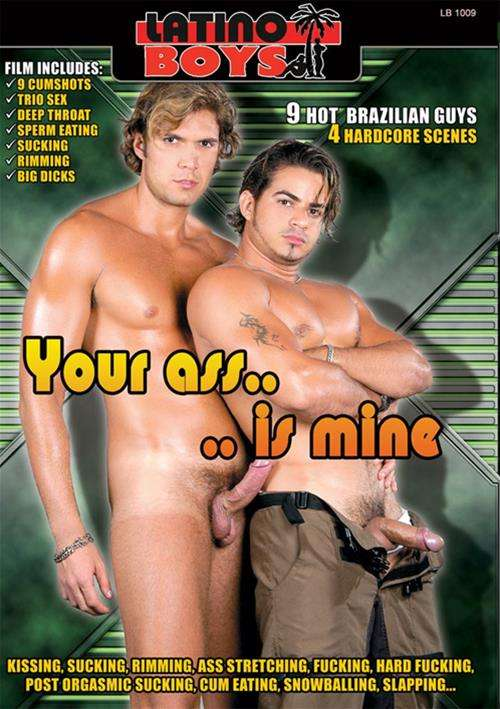 Your Ass is Mine Boxcover