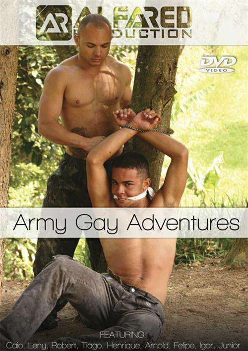 Army Gay Adventures Boxcover
