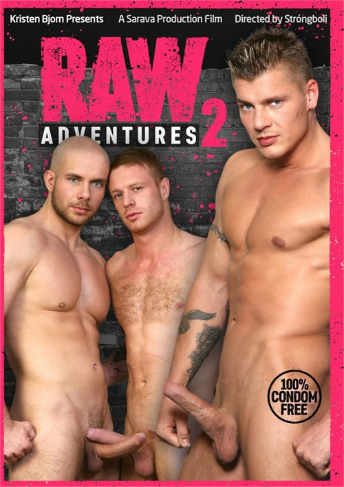 Raw Adventures 2 Boxcover