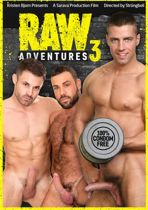 Raw Adventures 3 Boxcover