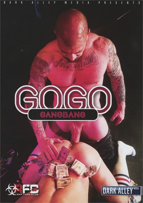 GoGo Gangbang Boxcover