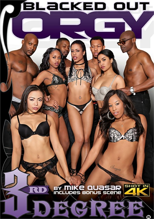 Blacked Out Orgy (2017)
