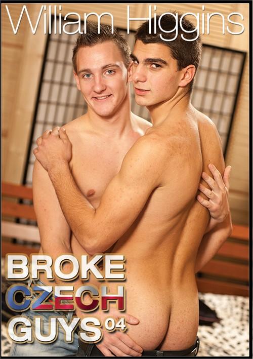 Broke Czech Guys 4 Boxcover