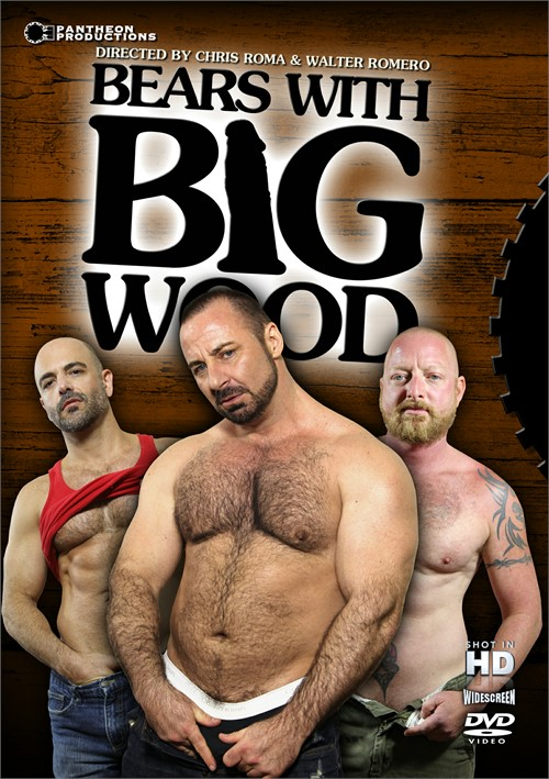 Bears with Big Wood Boxcover