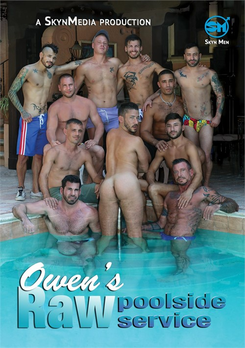 Owen's Raw Poolside Service Boxcover