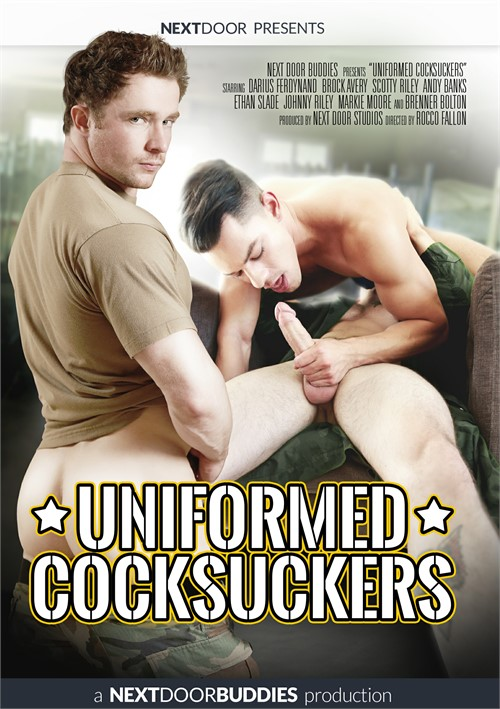 Uniformed Cocksuckers Boxcover