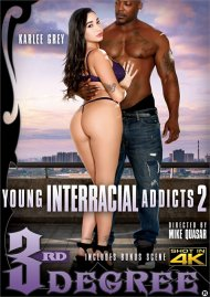 Young Interracial Addicts 2 porn video from Third Degree Films.