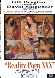 Reality Porn XXX Volume #21 Porn Video