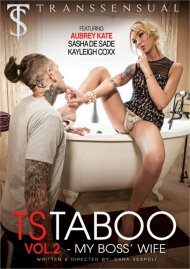 TS Taboo 2: My Boss' Wife