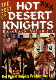 Best Of Hot Desert Knights: Bareback Vol.1, The Porn Video