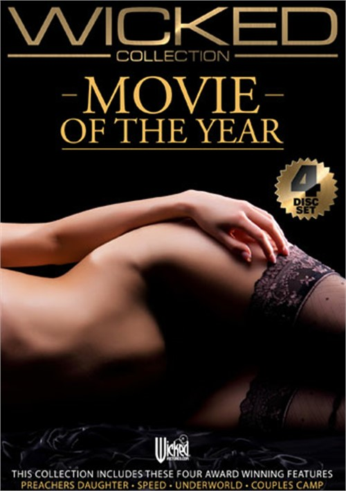 Movie Of The Year - 4 Disc Set