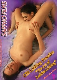 Clit Licking Practice - The Art of Lesbian Licking image