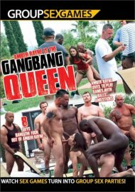 Gangbang Queen porn video from Group Sex Games .