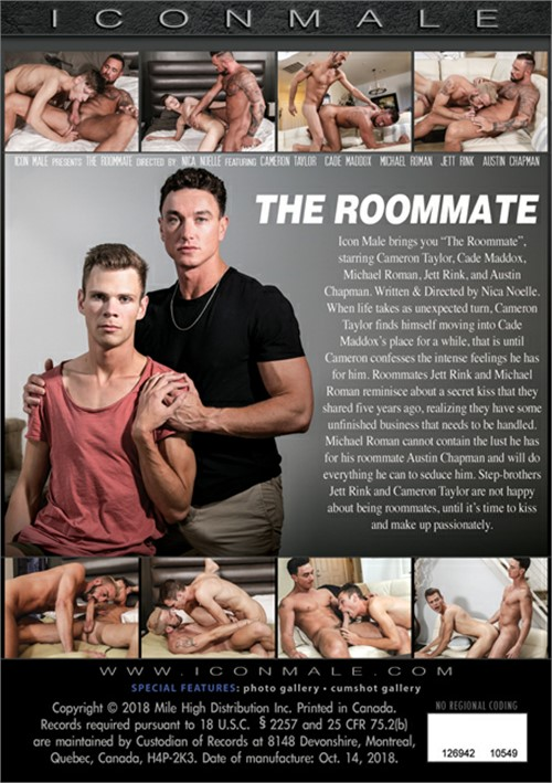 The Roommate Cover Back