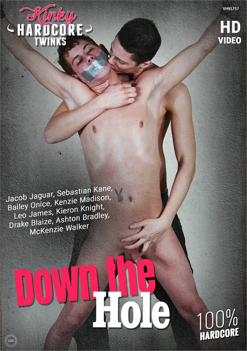 Down the Hole Boxcover