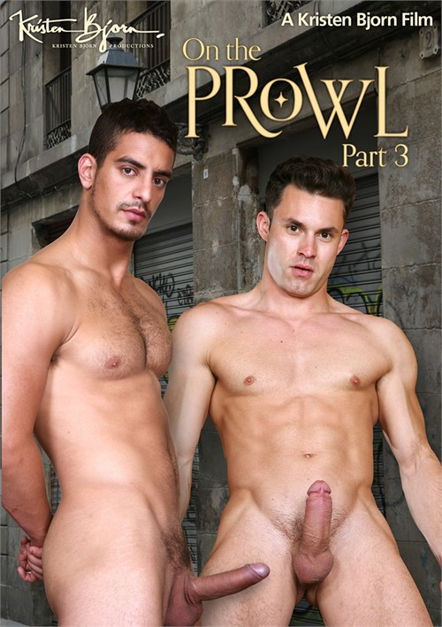 On the Prowl Part 3 Boxcover