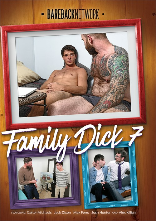 Family Dick 7 Boxcover