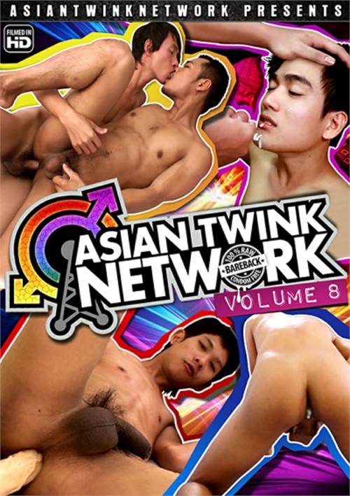 Asian Twink Network Vol. 8 Boxcover