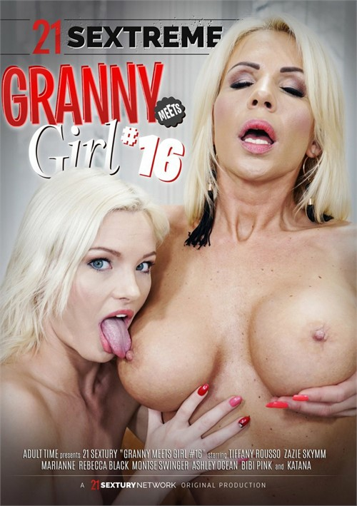 Granny Meets Girl 16