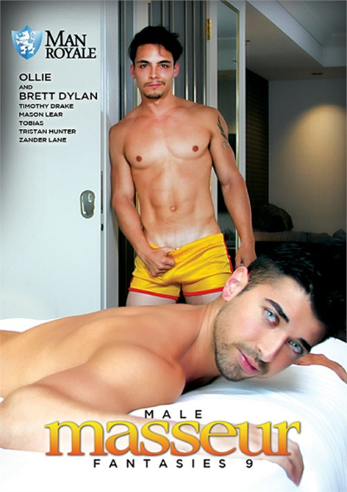 Male Masseur Fantasies 9 Boxcover