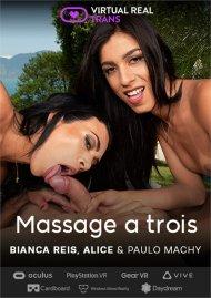 Massage a Trois image