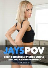 Canadian Blonde Teen Step Sister Sky Pierce Sucks And Fucks Her Step Bro image