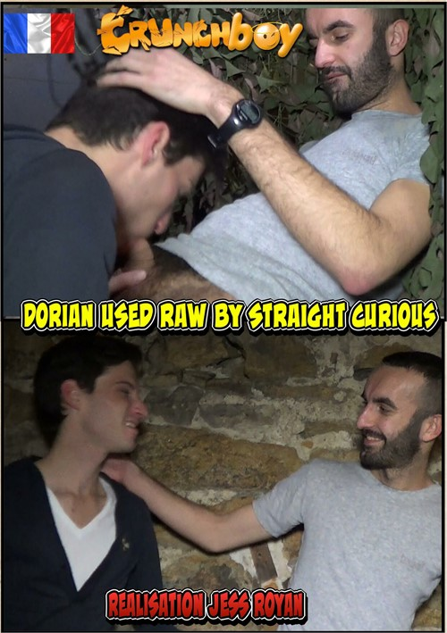 Doryan Used Raw by Straight Curious Boxcover