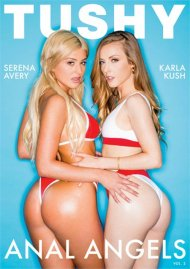 Anal Angels Vol. 2 porn video from Tushy.