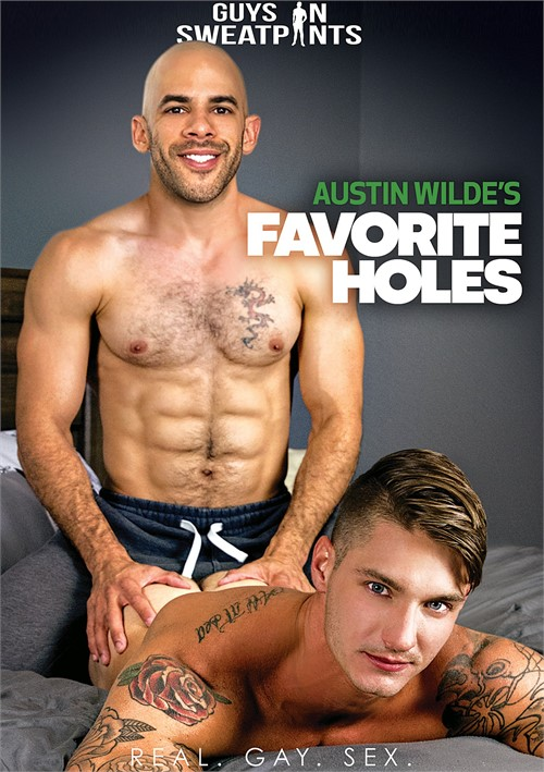 Austin Wilde's Favorite Holes Boxcover