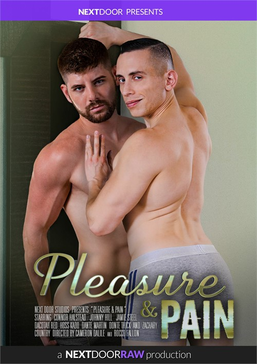 Pleasure And Pain Cover Front