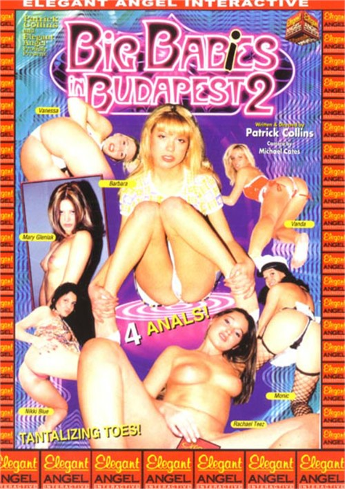 Big Babies in Budapest 2 Boxcover