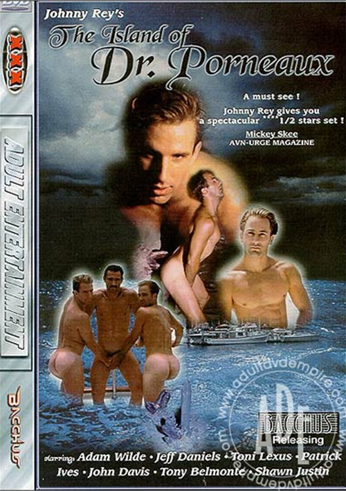Island of Dr. Porneaux, The Boxcover