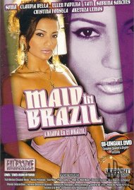 Maid in Brazil Porn Movie