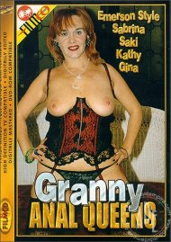 Granny Anal Queens image