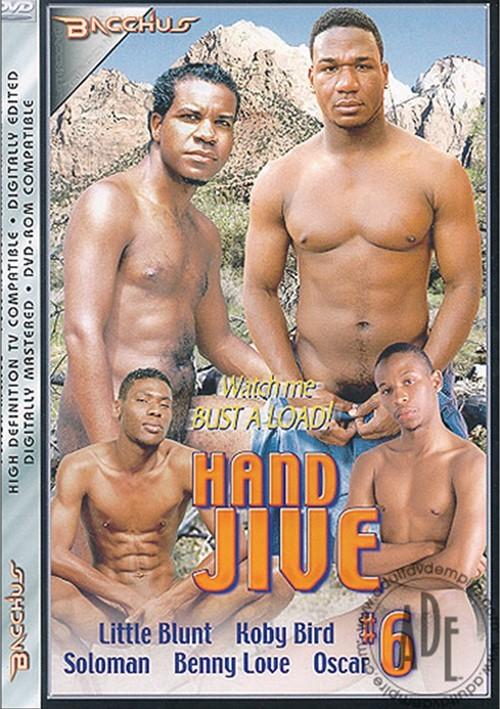 Hand Jive #6 Boxcover