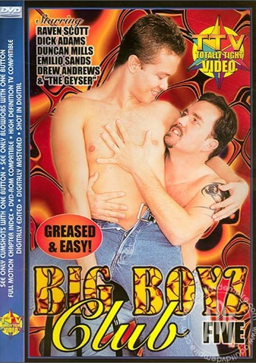 Big Boyz Club 5 Boxcover