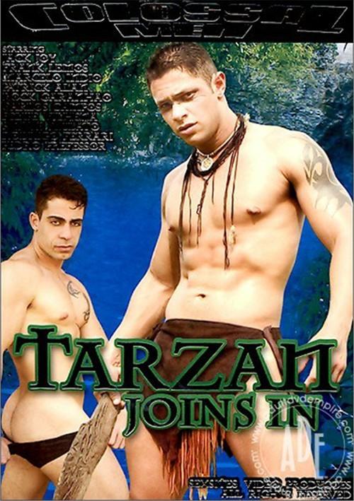 Tarzan Joins In