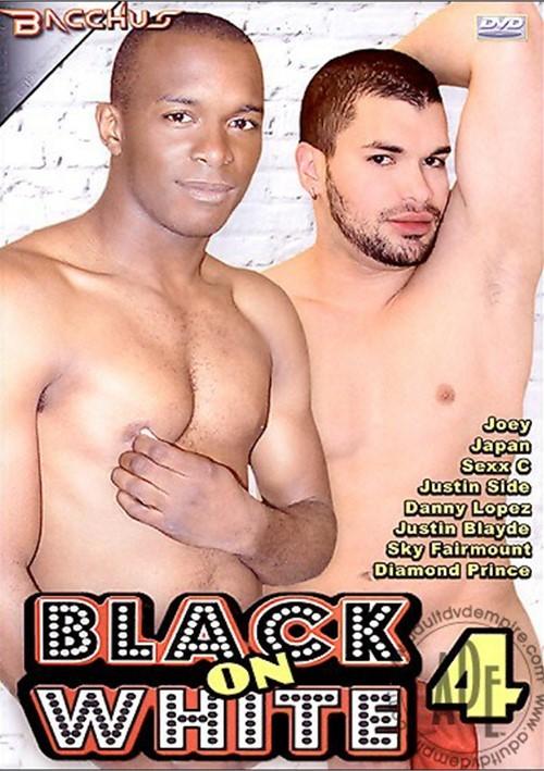 Black On White #4 Boxcover