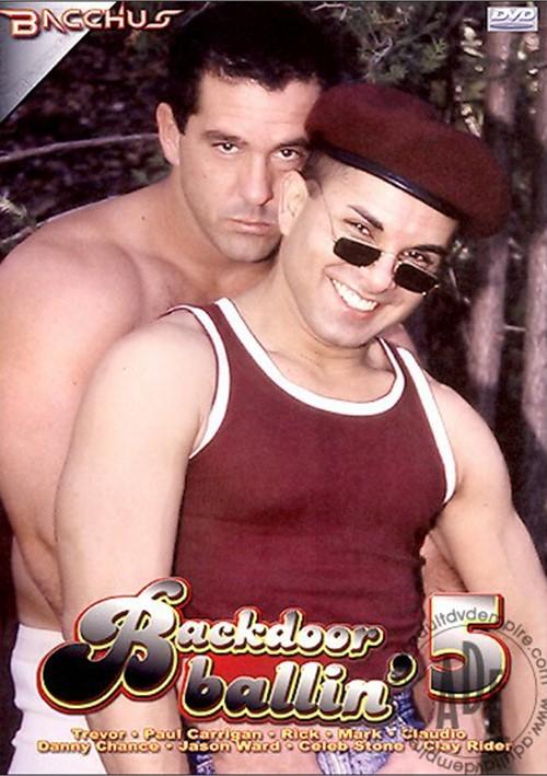 Backdoor Ballin' 5 Boxcover