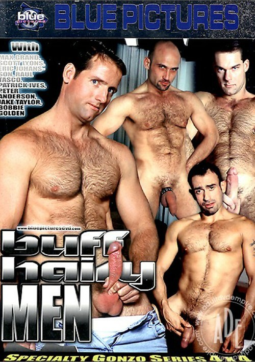 Buff Hairy Men Boxcover