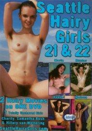 Seattle Hairy Girls 21 & 22 Porn Video