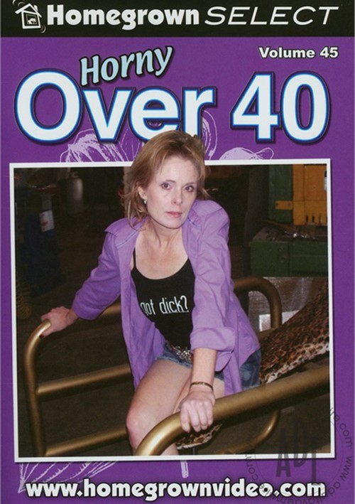 Horny Over 40 Vol. 45