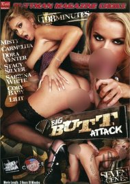 Big Butt Attack Porn Movie