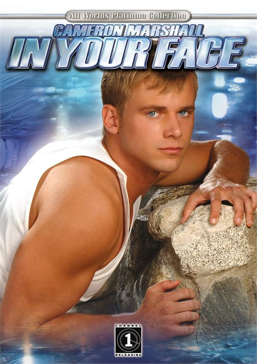 Cameron Marshall: In Your Face Boxcover