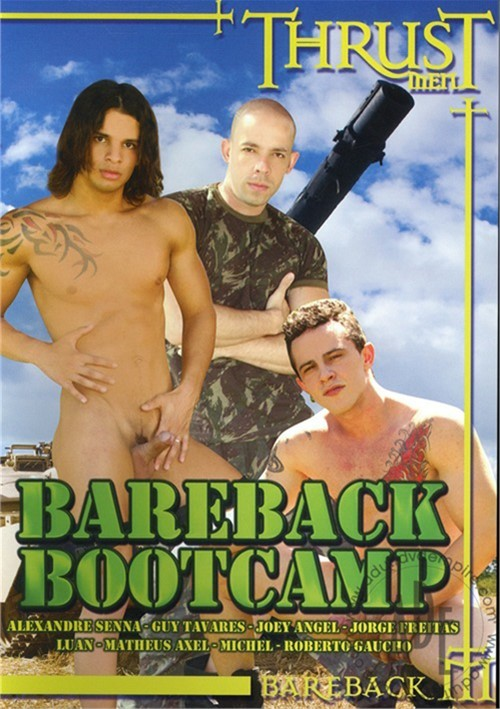 Bareback Bootcamp Boxcover